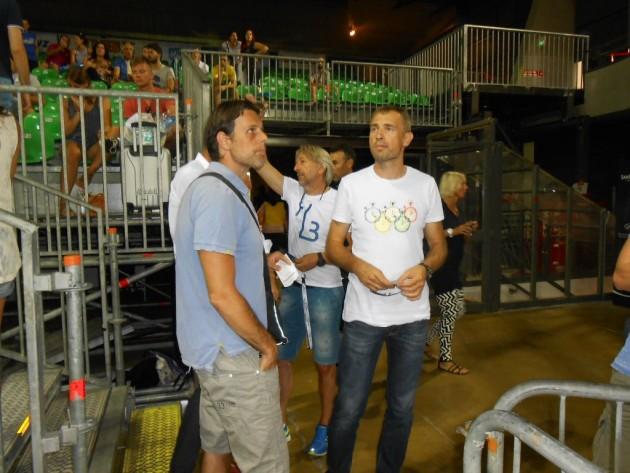 Nikola Grbic and Goran Vujevic
