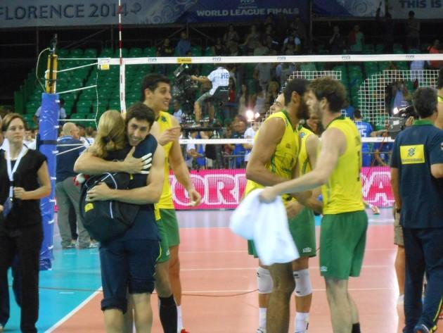 Italy vs. Brazil