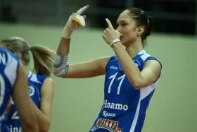 CEV CL W F4: Dinamo Kazan - Villa Cortese