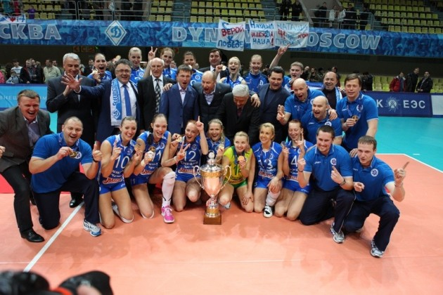 Winners of Russian Championship