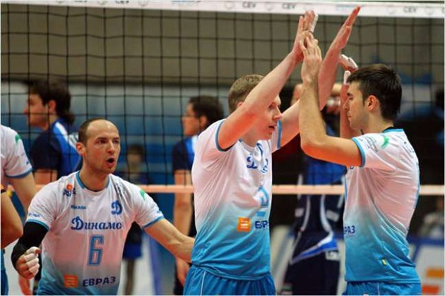 Dinamo is only one step away from the finals