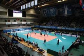 Dinamo needs five sets but eventually books pass for Challenge Round