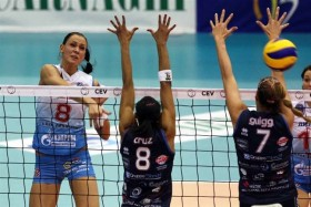 Dinamo searches for its best play to edge VILLA CORTESE