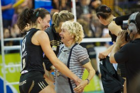 Eczacibasi does not stop the amazing run of RC CANNES