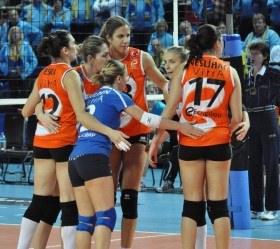 Eczacibasi resists to German storm to finish second in Pool A