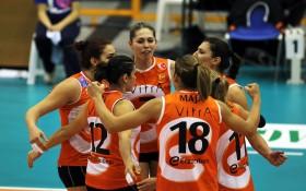 Eczacibasi scores away win in Italy