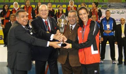 Egypt won title