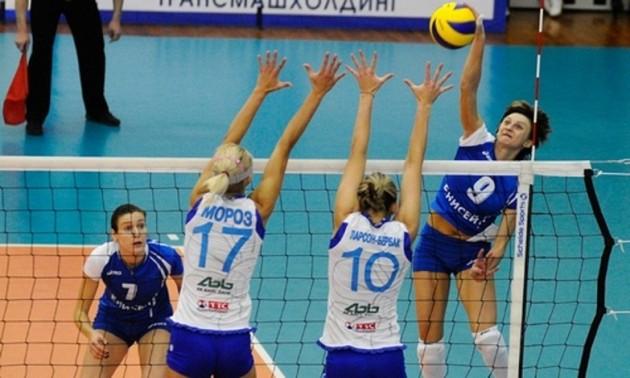 Enisey-Krasnoyarsk-Dinamo-Kazan