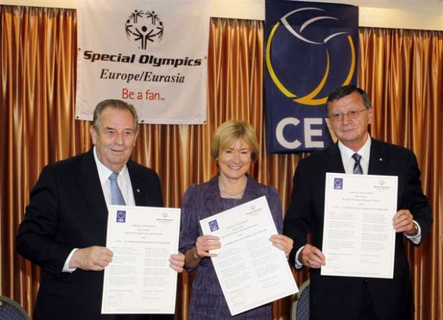 European-Volleyball-Confederation