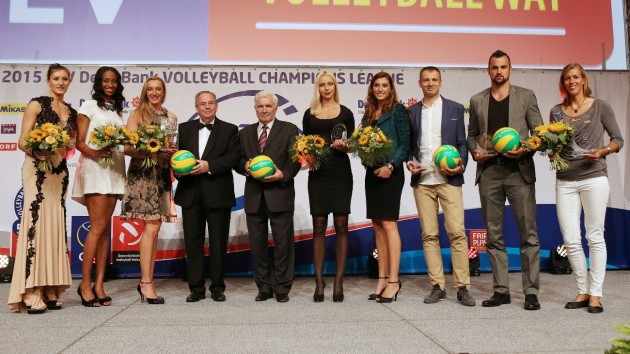 European Volleyball Gala in Vienna