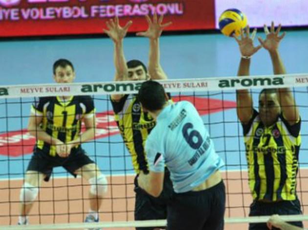 Fenerbahce - Galatasaray 3:0