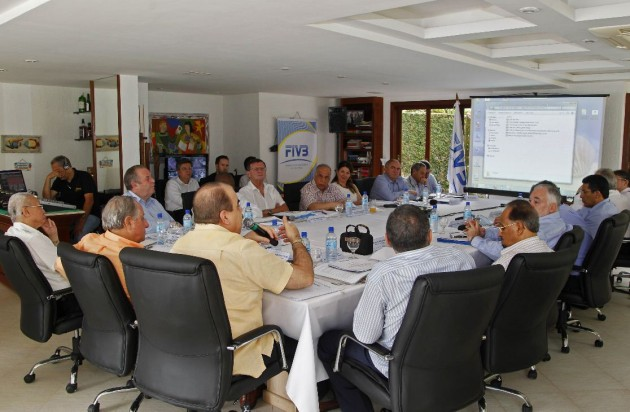 FIVB-Executive-Committee