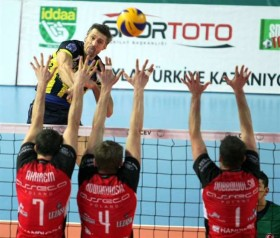 Fenerbahce claims home match against Asseco Resovia