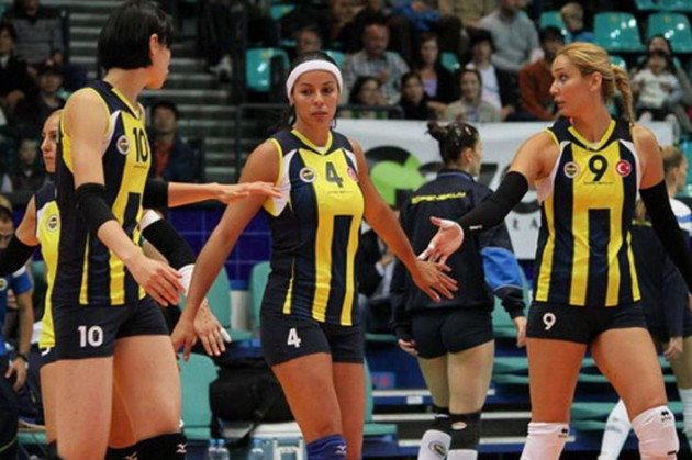 Fenerbahce-players