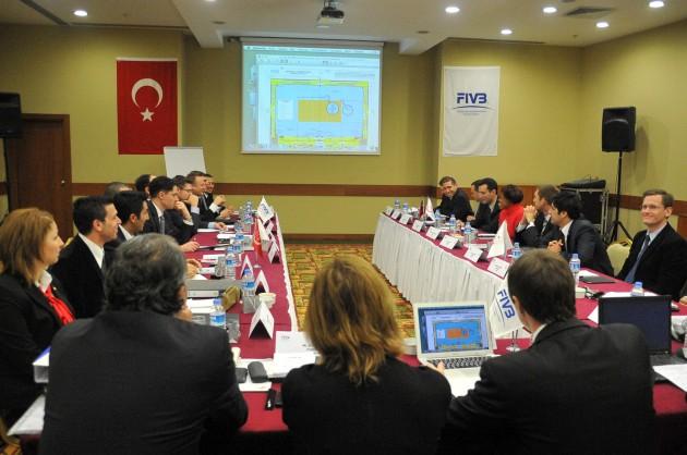 First IRCC of 2012 gets underway in Turkey