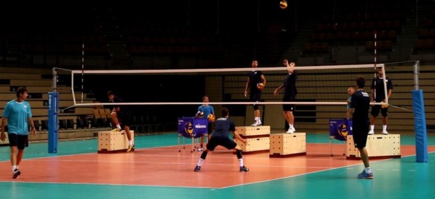 France Volleyball National Team 2014