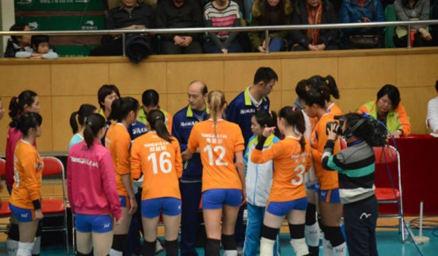 Fujian on time-out