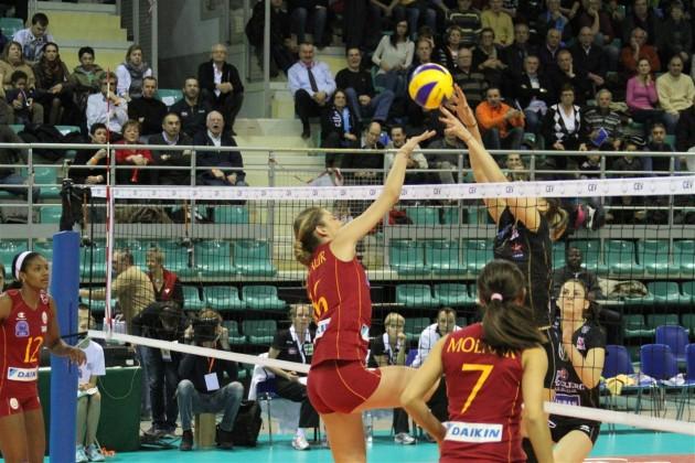 Galatasaray-ASPTT-MULHOUSE
