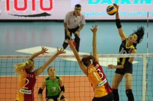 Galatasaray-Fenerbahce