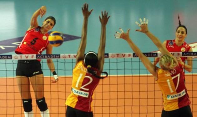 Galatasaray-Vakifbank