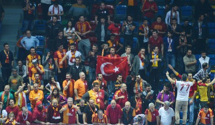 Galatasaray's fans