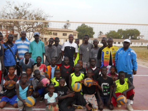 Gambia-runs-Coaches-and-Technical-Course-for-Young-Players