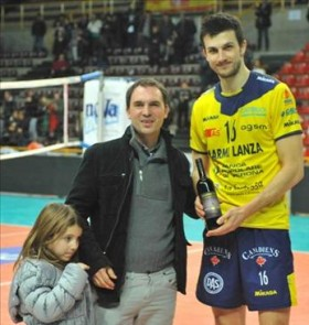 Gasparini - ready for more points