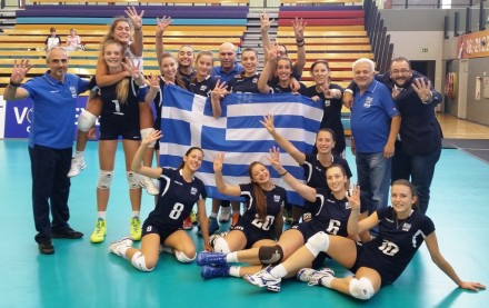 Greece took second semifinal ticket in Pool I