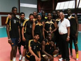 Guyana begin volleyball season with special Volleyball Festival
