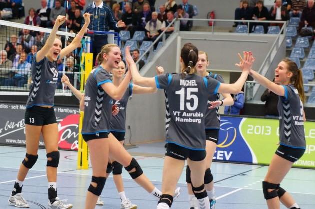 Hamburg-team