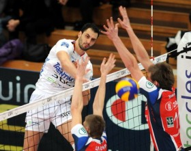 Home defeat for TRENTINO as Zaksa delivers terrific performance
