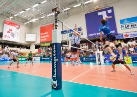 Hypo Tirol INNSBRUCK to face 5 finalists of the EuroVolley 2011