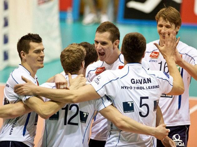 Hypo-Tirol-Innsbruck-team