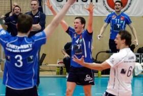 Hypo Tirol defeats Mladost Zagreb
