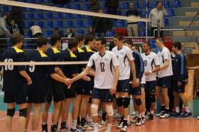 2012 CEV Junior Volleyball European Championship – Men qualification tournament