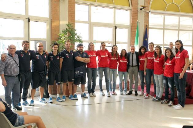 Idea-Volley-2002-Bologna-team