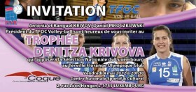 Luxembourg Volleyball family pays tribute to Denitza Krivova