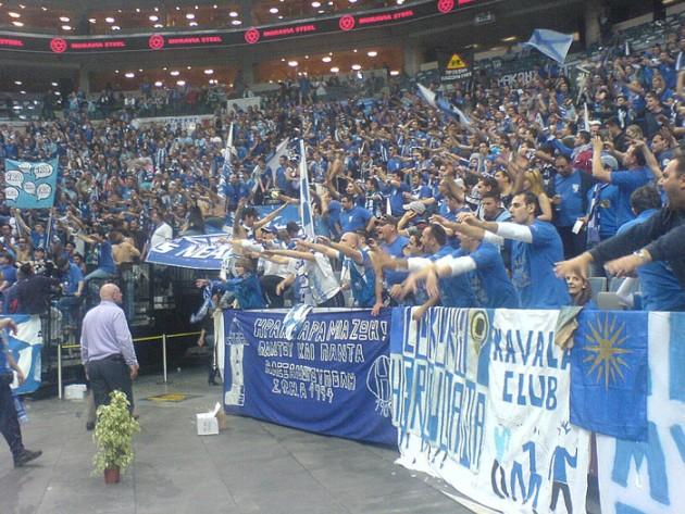 Iraklis-fans