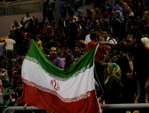 Iran-fans