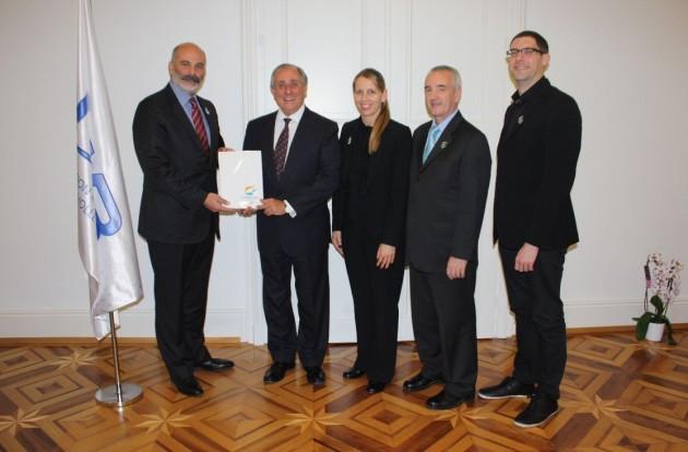 Istanbul-delegation