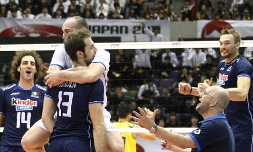 Italy-volleyball-team