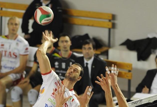 Itas Diatec Trentino-M. Roma Volley