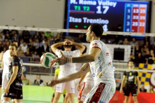 Itas Diatec Trentino - M. Roma Volley