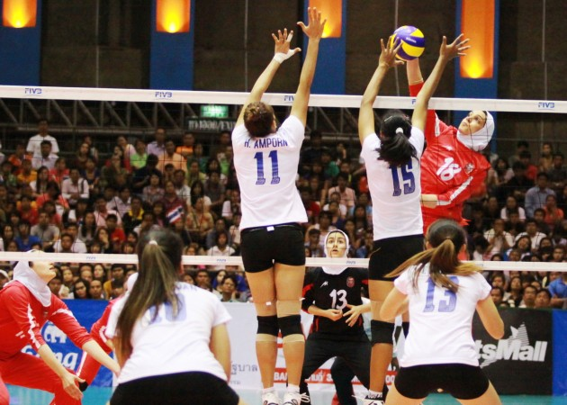 Japan's-Toray-make-clean-sweep-of-Pool-A- in-Asian-Women's-Club-Volleyball-Championship