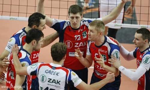 Jastrzebski Wegiel and Zaksa Kedzierzyn