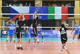 Jihostroj loses home match to CUNEO
