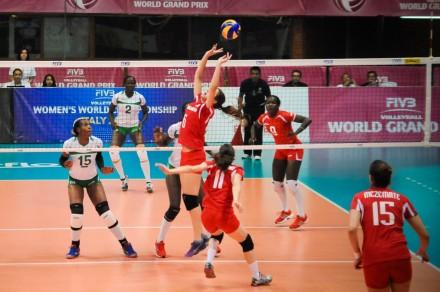 Kenya - Algeria