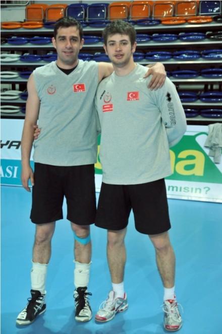 Kıdoğlu (on the left)