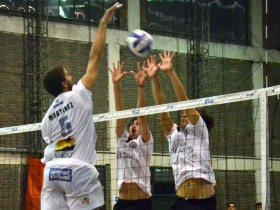 Lanús took more advantage against UPCN Chubut expecting the Grand Prix