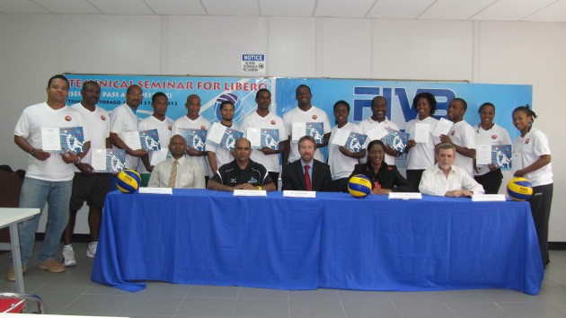 Libero course concludes in Trinidad and Tobago